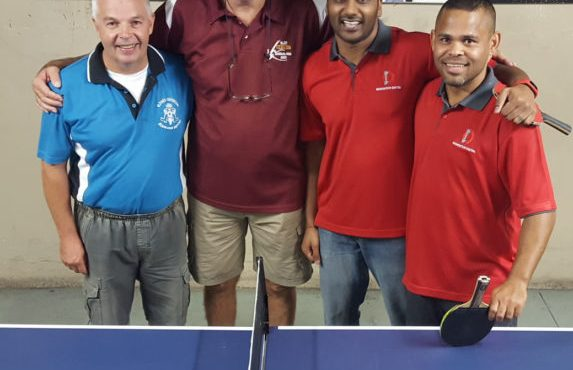 In the News – Centurion Strikes Back In Table Tennis