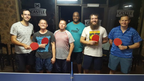 In the News – Close Contests in Table Tennis Playoffs